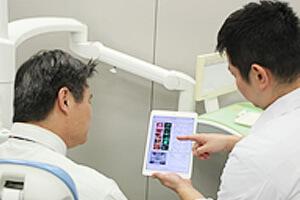 一宮市のインプラントクリニック・オーキッド歯科の口腔がん検診、カウンセリング