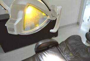 一宮市のインプラントクリニック・オーキッド歯科の内観
