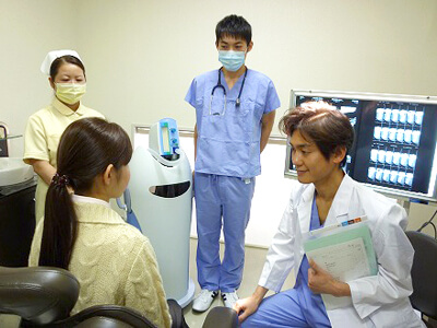 一宮市のインプラントクリニック・オーキッド歯科は忙しい方や突然の症状のために週末診療を行っています