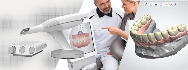一宮市のインプラントクリニック・オーキッド歯科の大幅な時間短縮により、よりスピードに印象採得が可能
