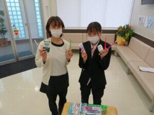 歯ブラシ・歯磨き粉・販売品